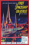 Sci Fi FIRST SPACESHIP ON VENUS*