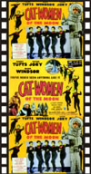 Sci Fi CAT WOMEN OF THE MOON*