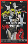 Sci Fi ASTOUNDING SHE MONSTER
