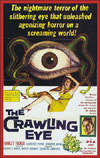 Sci Fi CRAWLING EYE, THE*