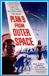 Sci Fi PLAN 9 FROM OUTER SPACE*—Anamorphic Widescreen Edition