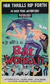 Sci Fi WILD WORLD OF BATWOMAN* (aka She was a Hippie Vampire)
