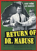 Sci Fi RETURN OF DR. MABUSE*