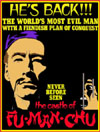Sci Fi CASTLE OF FU MANCHU*