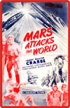 Sci Fi MARS ATTACKS THE WORLD*