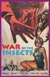 Sci Fi WAR OF THE INSECTS*
