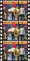Sci Fi STAR LOST, THE RETURN