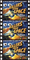 Sci Fi KILLERS FROM SPACE - SPECIAL 35mm EDITION