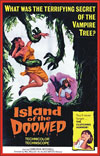 Sci Fi ISLAND OF THE DOOMED