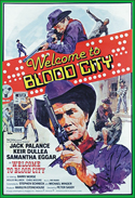 Sci Fi WELCOME TO BLOOD CITY