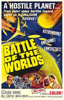 Sci Fi BATTLE OF THE WORLDS—Special Anamorphic Widescreen Edition