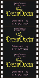 Sci Fi DREAM DOCTOR, THE & A TRIP TO THE MOON, Two-Disc Edition
