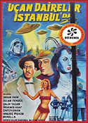 Sci Fi FLYING SAUCERS OVER ISTANBUL