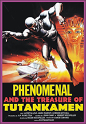 Sci Fi PHENOMENAL AND THE TREASURE OF TUTANKAMEN