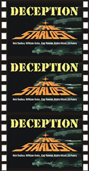 Sci Fi THE STARLOST: DECEPTION