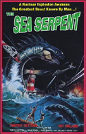 Sci Fi SEA SERPENT, THE—WIDESCREEN EDITION