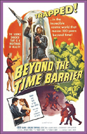 Sci Fi BEYOND THE TIME BARRIER—Widescreen Edition