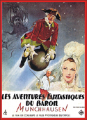 Sci Fi ADVENTURES OF BARON MUNCHAUSEN, THE