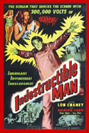 Sci Fi INDESTRUCTIBLE MAN—Widescreen Edition