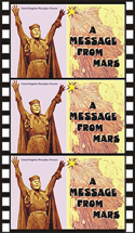 Sci Fi A MESSAGE FROM MARS