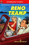 Armchair Fiction RENO TRAMP