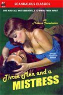 Armchair Fiction THREE MEN AND A MISTRESS