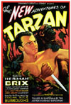 Sinister Serials NEW ADVENTURES OF TARZAN-SERIAL*