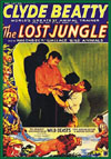 Sinister Serials LOST JUNGLE, THE - serial
