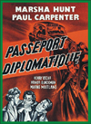 Spies Espionage and Intrigue DIPLOMATIC PASSPORT