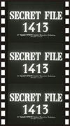 Spies Espionage and Intrigue SECRET FILE 1413*