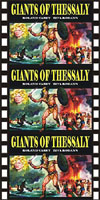 Sword and Sandal GIANTS OF THESSALY*—Anamorphic Widescreen Edition