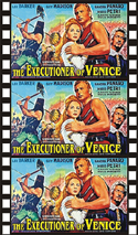 Sword and Sandal EXECUTIONER OF VENICE, THE—Anamorphic Widescreen Edition