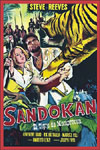 Sword and Sandal SANDOKAN, THE TIGER OF MOMPRACEM*