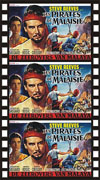 Sword and Sandal SANDOKAN, PIRATE OF MALAYSIA - WIDESCREEN EDITION
