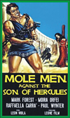 Sword and Sandal MOLE MEN AGAINST THE SON OF HERCULES—Widescreen Edition