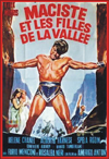 Sword and Sandal HERCULES AGAINST MACISTE IN THE VALE OF WOE