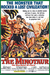 Sword and Sandal MINOTAUR, WILD BEAST OF CRETE—Widescreen Edition