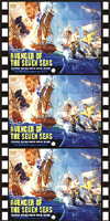 Sword and Sandal AVENGER OF THE SEVEN SEAS—Anamorphic Widescreen Edition