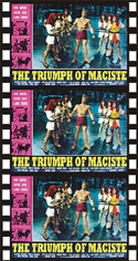 Sword and Sandal TRIUMPH OF MACISTE, THE—Anamorphic Widescreen Edition