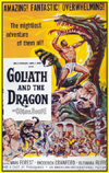 Sword and Sandal GOLIATH AND THE DRAGON*