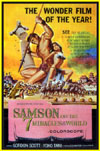 Sword and Sandal SAMSON AND THE 7 MIRACLES OF THE WORLD*