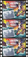 Sword and Sandal SAMSON AND THE SEA BEASTS*