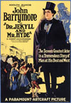 Silent Thrills DR. JEKYLL AND MR. HYDE (Barrymore)