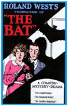 Silent Thrills BAT, THE (1926)