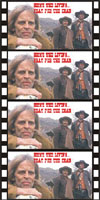 Spaghetti Western SHOOT THE LIVING, PRAY FOR THE DEAD*