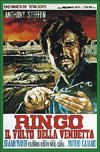 Spaghetti Western RINGO, THE FACE OF REVENGE*