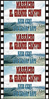 Spaghetti Western GRAND CANYON MASSACRE*