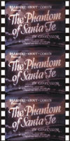 Westerns PHANTOM OF SANTA FE*