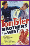 Westerns BROTHERS OF THE WEST