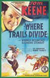 Westerns WHERE TRAILS DIVIDE